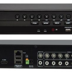 Secure 9004 & 9008 Full D1/960H DVR
