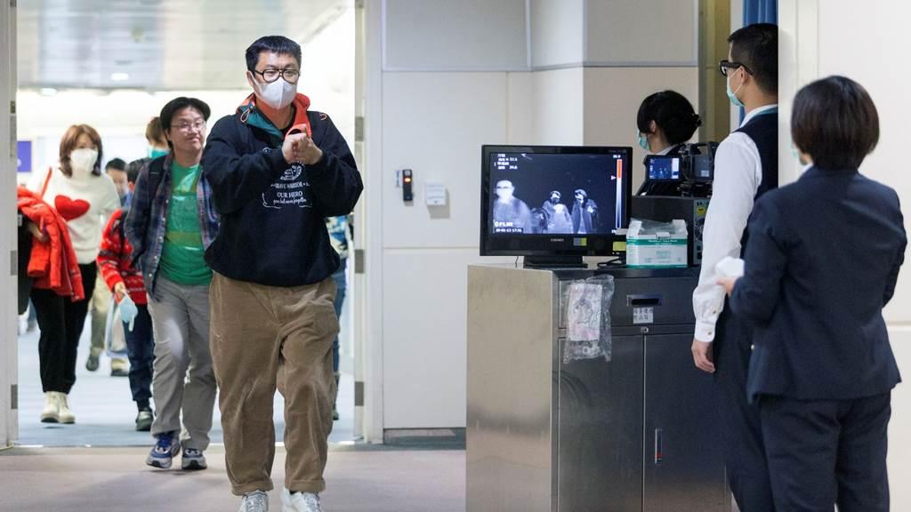 CCTV Thermal pendeteksi suhu